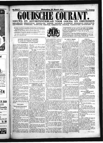 Goudsche Courant 1937-03-24