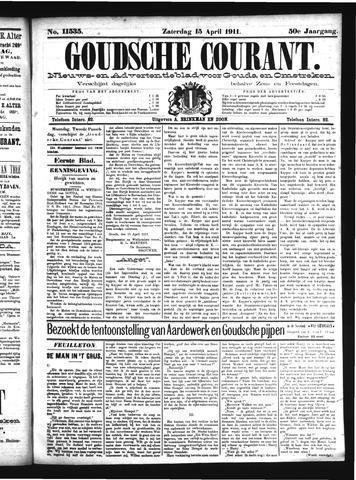 Goudsche Courant 1911-04-15