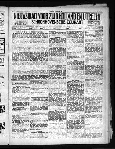Schoonhovensche Courant 1938-01-17
