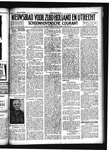 Schoonhovensche Courant 1942-06-24