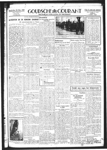 Goudsche Courant 1943-02-18