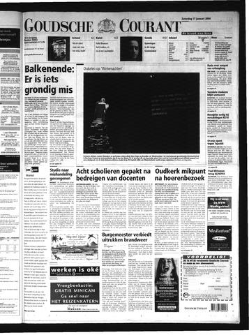 Goudsche Courant 2004-01-17
