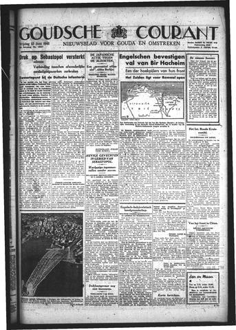 Goudsche Courant 1942-06-12