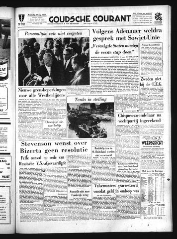 Goudsche Courant 1961-08-23