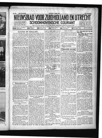 Schoonhovensche Courant 1938-03-09
