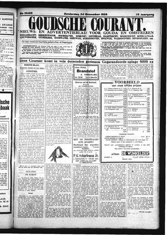 Goudsche Courant 1936-12-24