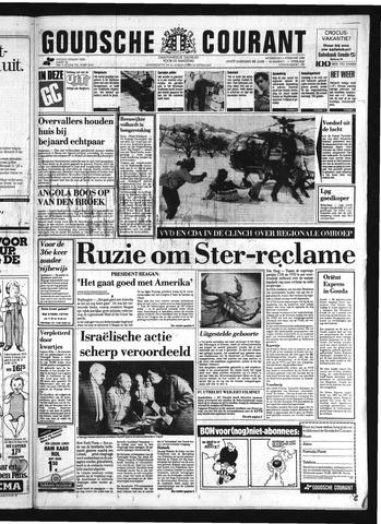 Goudsche Courant 1986-02-05