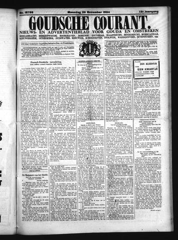 Goudsche Courant 1934-11-26
