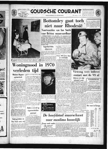 Goudsche Courant 1966-01-14