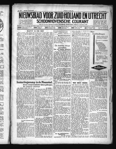 Schoonhovensche Courant 1938-05-13