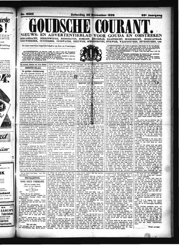Goudsche Courant 1926-11-20