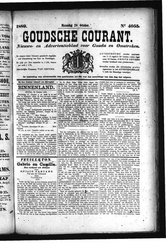 Goudsche Courant 1889-10-28
