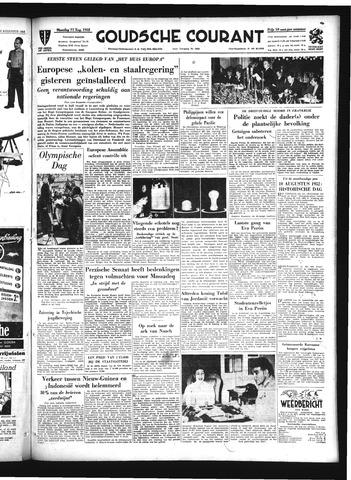 Goudsche Courant 1952-08-11