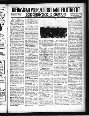 Schoonhovensche Courant 1947-04-28