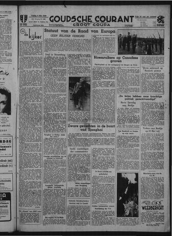 Goudsche Courant 1949-05-06