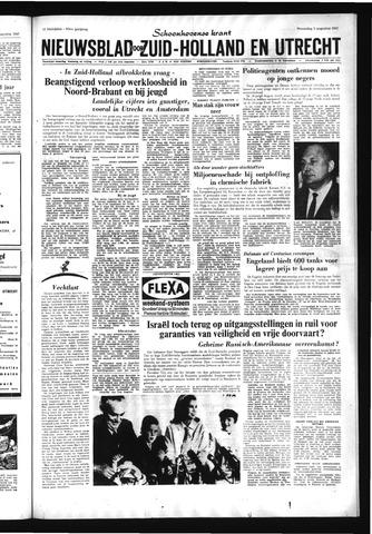 Schoonhovensche Courant 1967-08-09