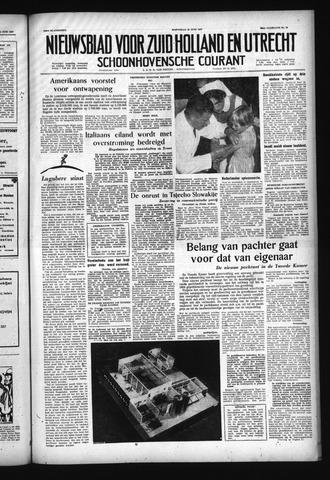 Schoonhovensche Courant 1957-06-26