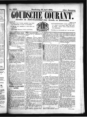 Goudsche Courant 1905-04-13