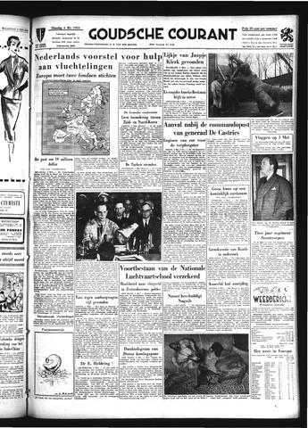Goudsche Courant 1954-05-04