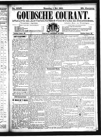 Goudsche Courant 1911-05-01