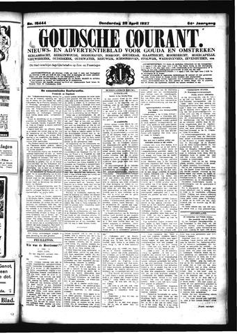 Goudsche Courant 1927-04-28
