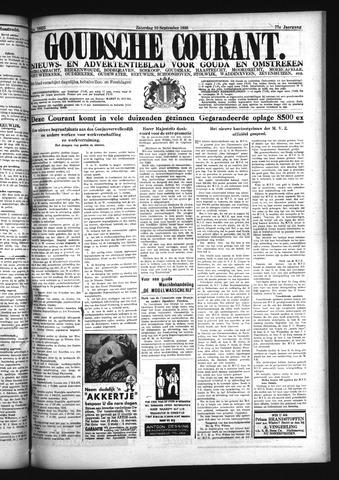 Goudsche Courant 1938-09-10