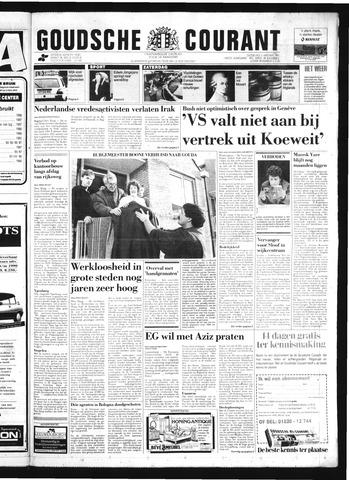 Goudsche Courant 1991-01-05