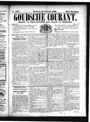 Goudsche Courant 1899-02-20
