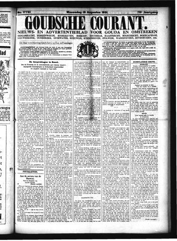 Goudsche Courant 1931-08-19