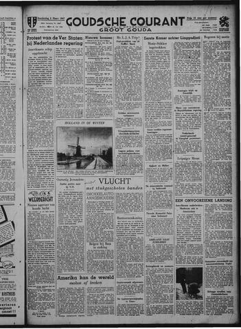Goudsche Courant 1947-03-06