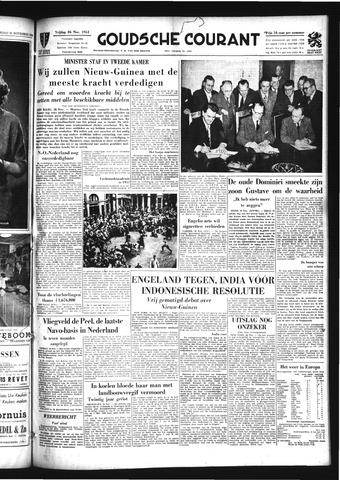 Goudsche Courant 1954-11-26