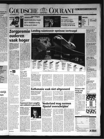 Goudsche Courant 2005-08-09
