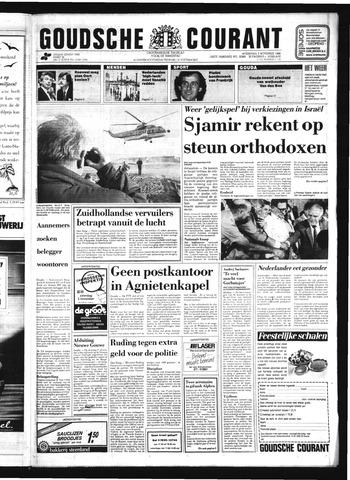 Goudsche Courant 1988-11-02