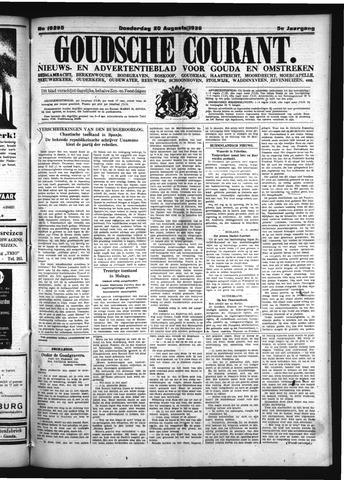 Goudsche Courant 1936-08-20