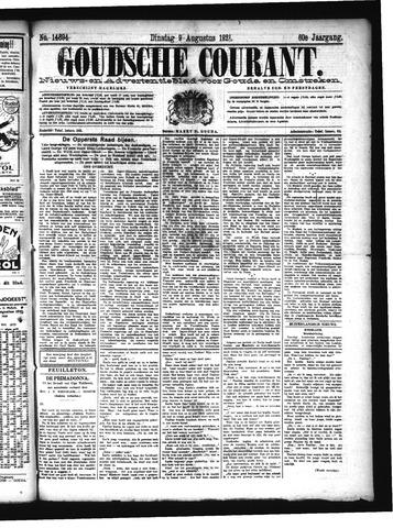 Goudsche Courant 1921-08-09