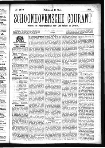 Schoonhovensche Courant 1896-05-16