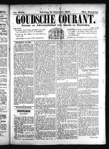 Goudsche Courant 1907-09-21