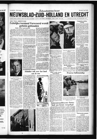 Schoonhovensche Courant 1960-04-11