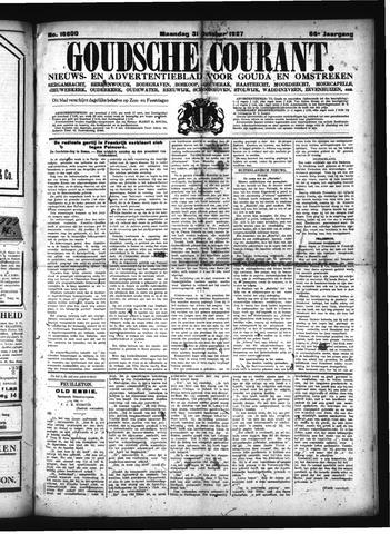 Goudsche Courant 1927-10-31