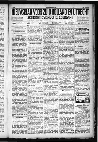 Schoonhovensche Courant 1930-04-09