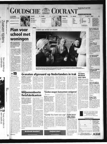 Goudsche Courant 2004-04-22