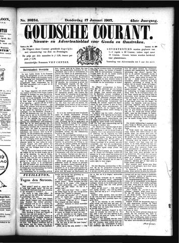 Goudsche Courant 1907-01-17