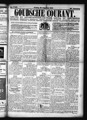 Goudsche Courant 1930-08-29
