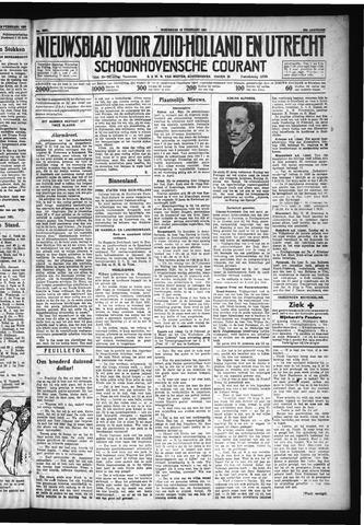 Schoonhovensche Courant 1931-02-18