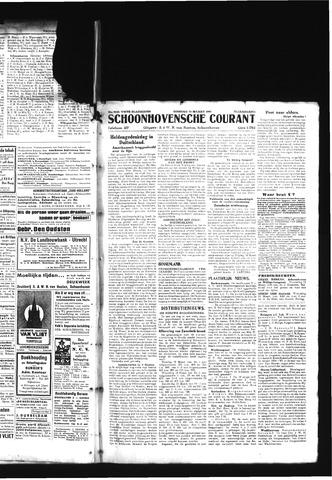 Schoonhovensche Courant 1945-03-13