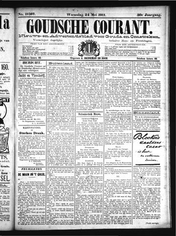 Goudsche Courant 1911-05-24