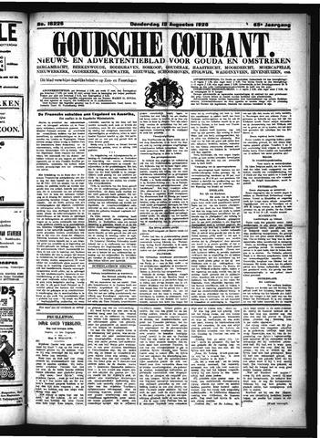 Goudsche Courant 1926-08-12