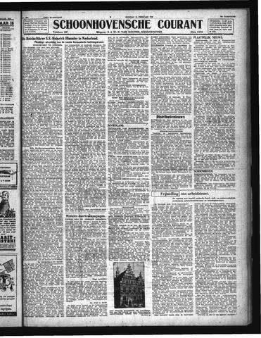Schoonhovensche Courant 1944-02-15