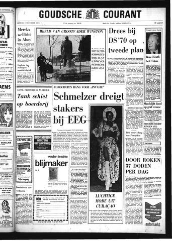 Goudsche Courant 1972-12-01