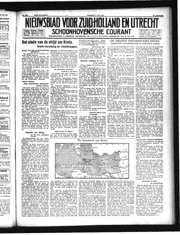 Schoonhovensche Courant 1941-06-04